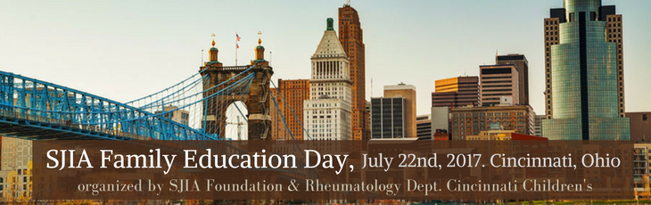 SJIA Family Education Day at Cincinnati Children's